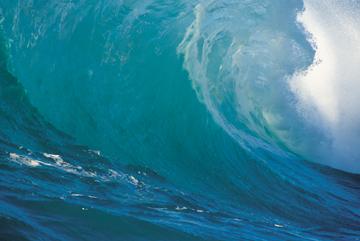 WaveGreenblueHawaii